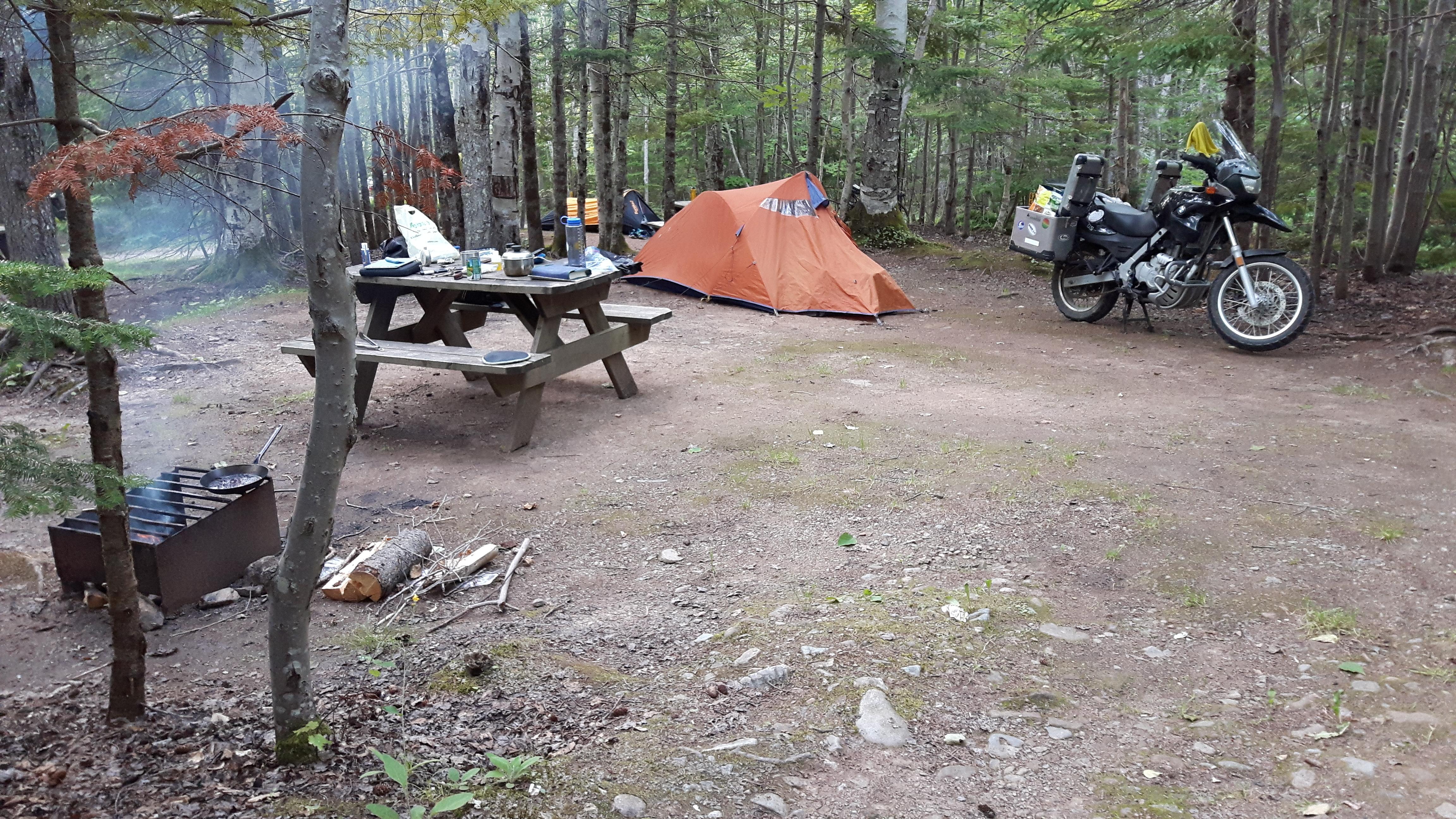 Baddeck Camp