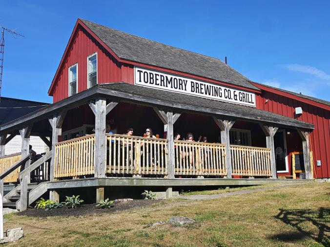 Tobermory Brewing