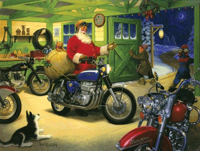 Moto Santa